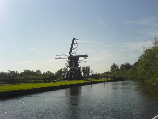 Some of the        windmills such as this one would be used as pumps