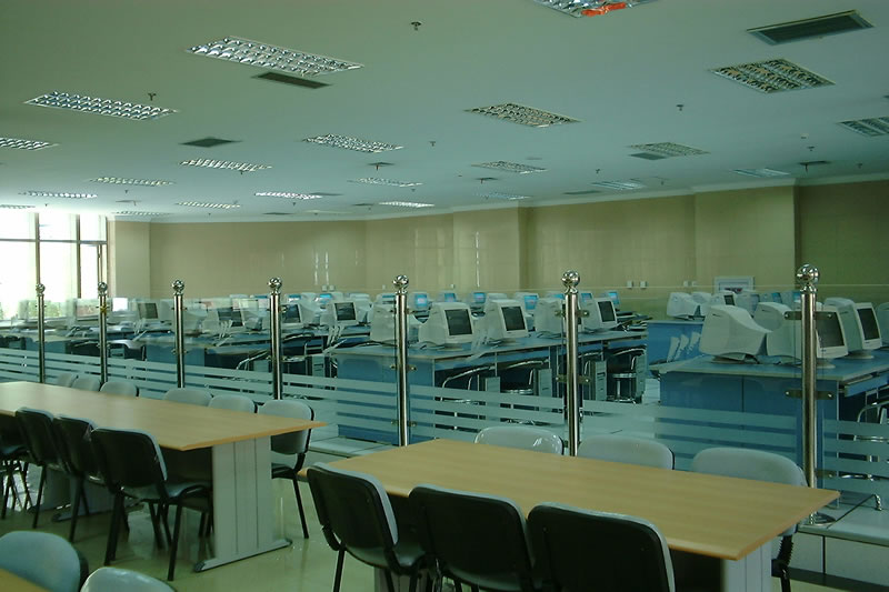 ICT Classroom in China
