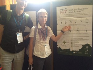A poster session at Portoroz