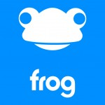 Frog Master - White-Blue (45mm)